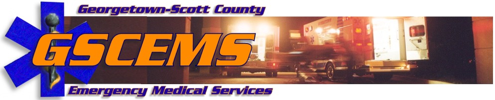Georgetown Scott County Emergency Medical Services header image